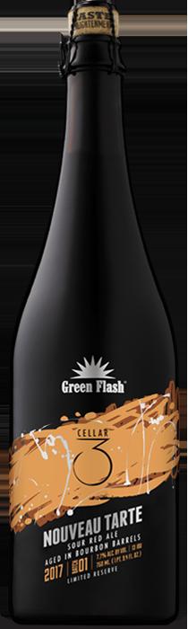 Nouveau Tarte beer bottle
