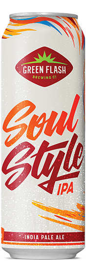 Soul Style 19.2 Can beer bottle