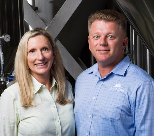 Founders of Green Flash