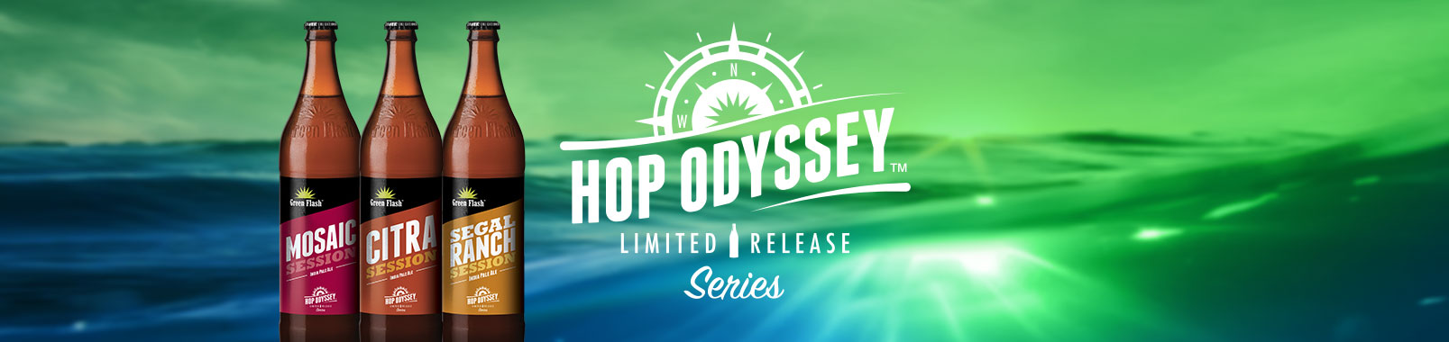 Hop Odyssey Limited Release Series