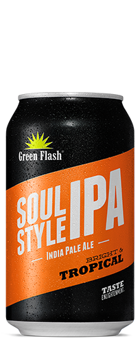 Soul Style Can beer bottle
