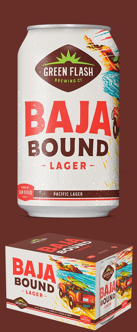 Baja Bound Lager